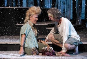 Ronja Røverdatter På Teatret Zeppelin Teateranmeldelser
